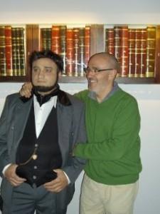 Homenatge a Bernat i Baldoví (Carles Gandia i Toni Carrasquer)